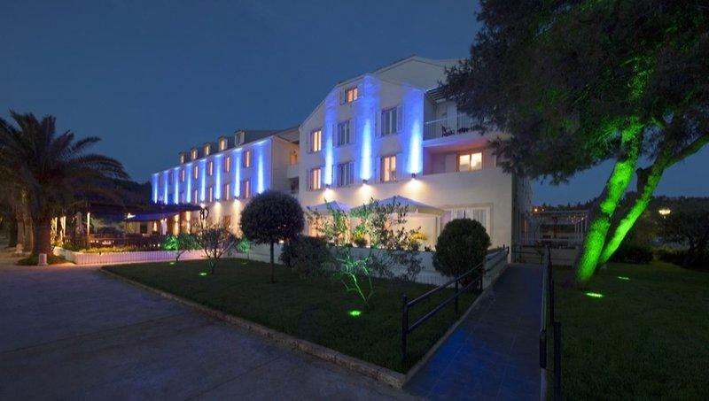 Hotel Sipan in Sipanska Luka, Insel Sipan (Elaphiten) A