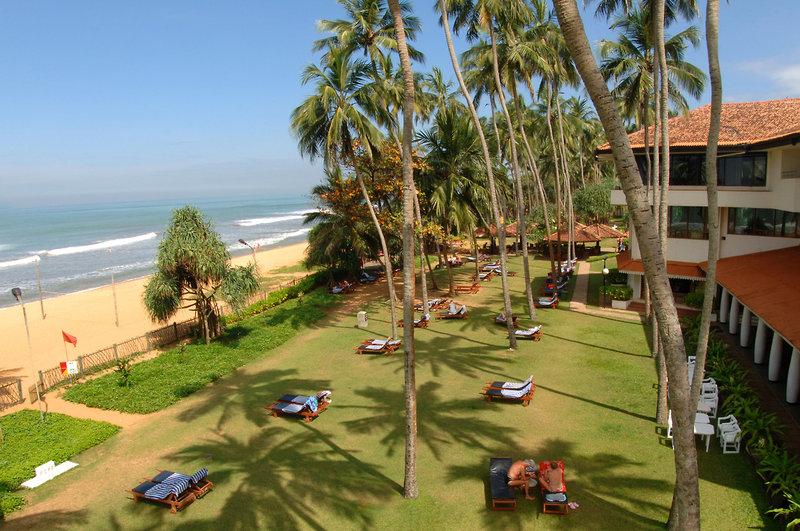 Tangerine Beach Hotel in Kalutara, Sri Lanka GA