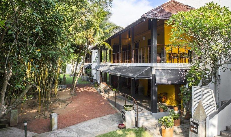 Tangerine Beach Hotel in Kalutara, Sri Lanka A
