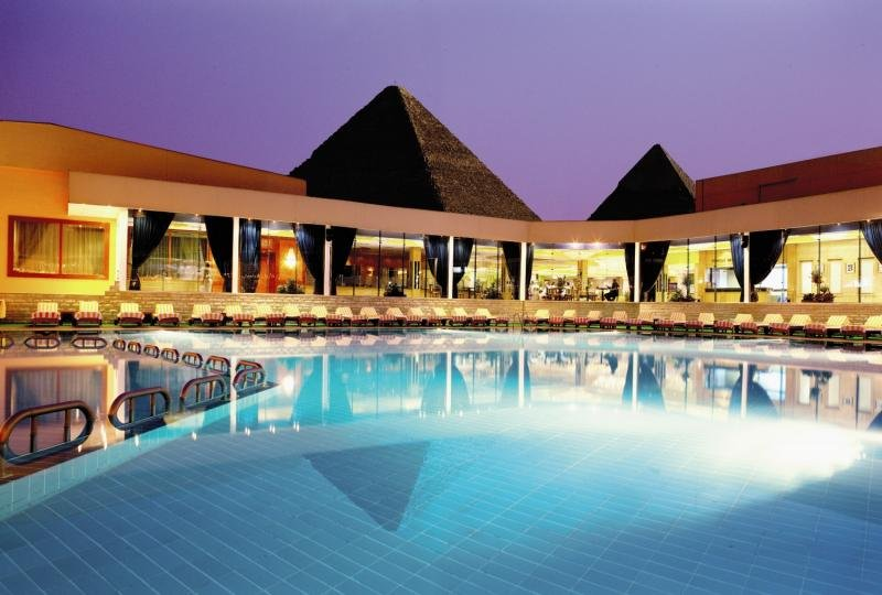 Cairo Pyramids Hotel in Gizeh, Kairo & Umgebung P