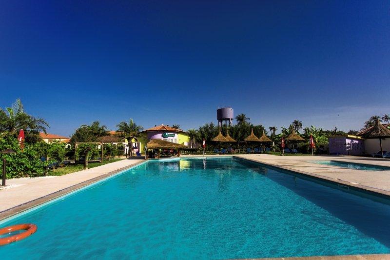 Djeliba Hotel und Spa in Kololi Beach, Gambia P