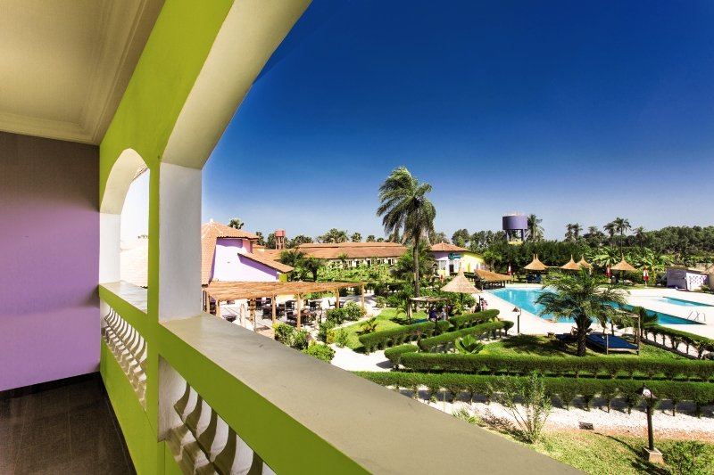 Djeliba Hotel und Spa in Kololi Beach, Gambia A