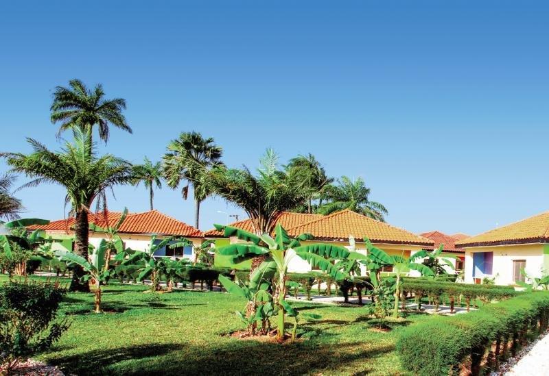 Djeliba Hotel und Spa in Kololi Beach, Gambia GA