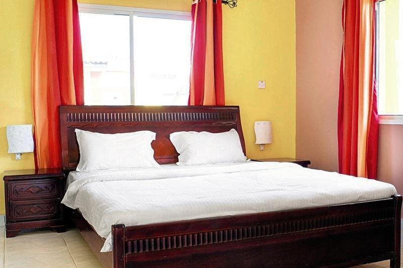 Djeliba Hotel und Spa in Kololi Beach, Gambia W