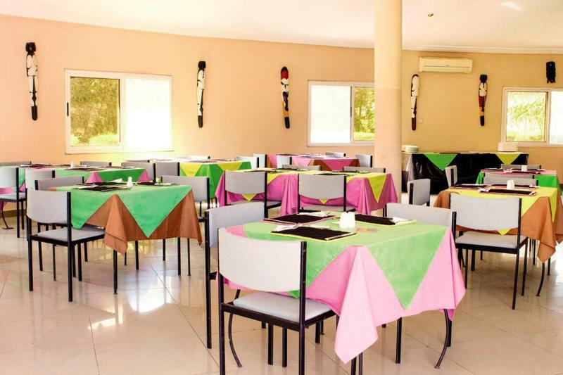 Djeliba Hotel und Spa in Kololi Beach, Gambia K