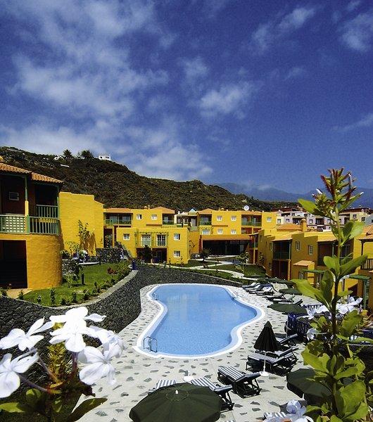 La Caleta Apartamentos in Los Cancajos, La Palma A