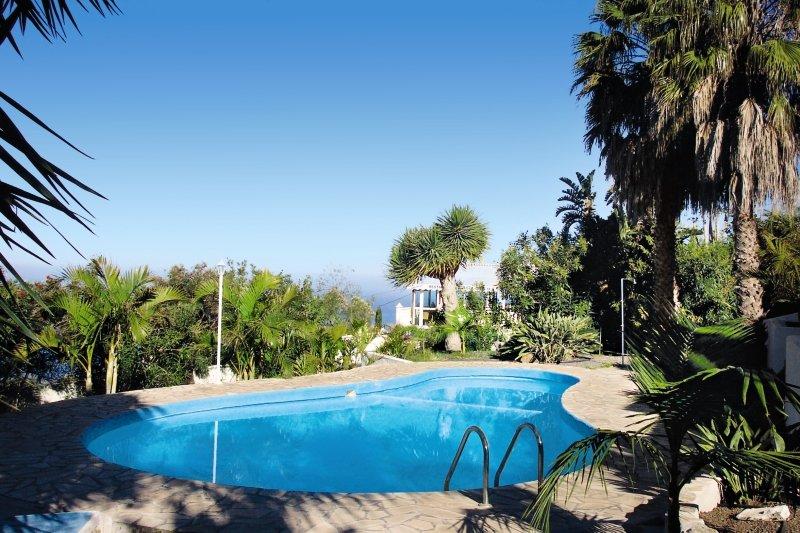 Apartments und Bungalows Finca Colón in Fuencaliente de la Palma, La Palma P