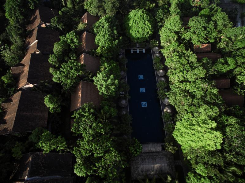 The Pilgrimage Village in Hue, Vietnam GA