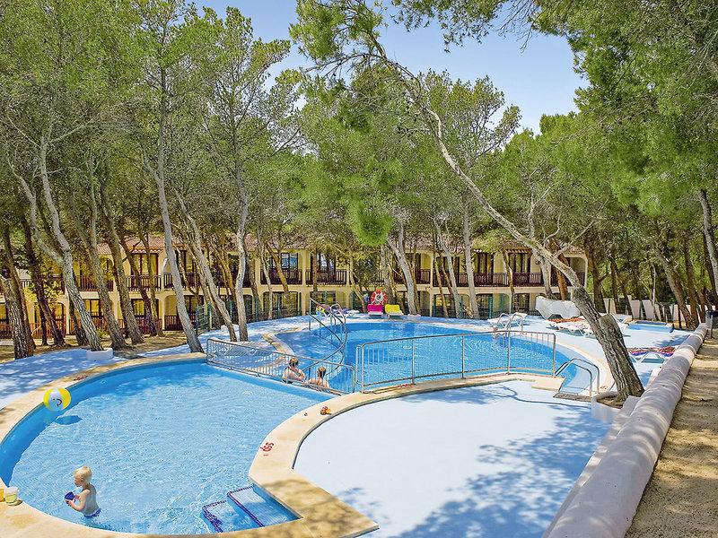 Sol Parc Aparthotel in Es Mercadal, Menorca P