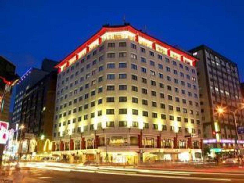 Leo Foo Hotel in Taipeh, Taiwan