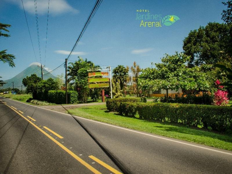Jardines Arenal in La Fortuna de San Carlos, Costa Rica - weitere Angebote F