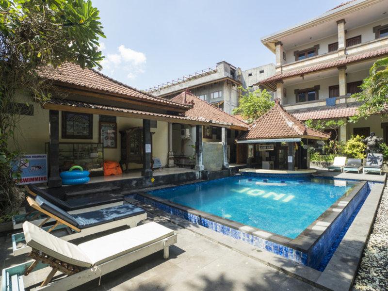 Legian Village Hotel in Legian, Indonesien - Bali P