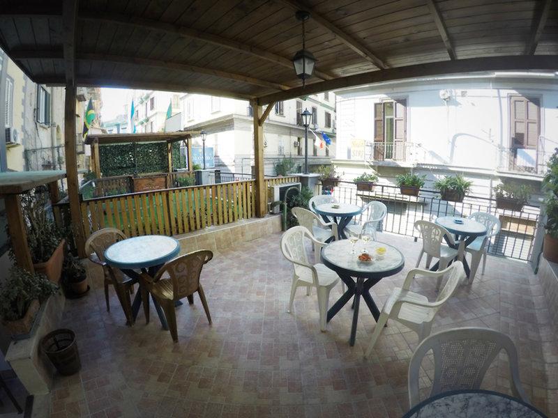 Hotel Colombo in Neapel, Golf von Neapel TE