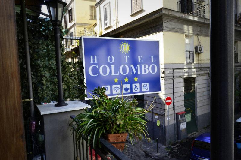 Hotel Colombo in Neapel, Golf von Neapel A