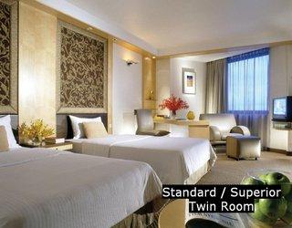 Hotel M Hotel Singapore Wohnbeispiel