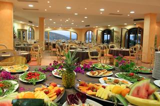 Hotel Alessandro Restaurant