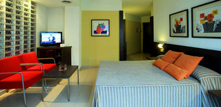 Hotel Aqua Hotel Montagut Suites Wohnbeispiel