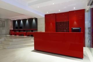 Hotel Atenea Calabria Lounge/Empfang