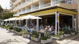 Hotel La Jabega Terasse