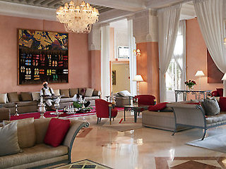 Hotel Sofitel Marrakech Palais Imperial Lounge/Empfang