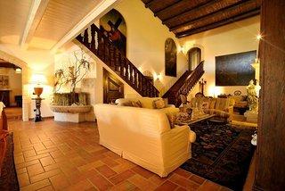 Hotel Tenuta San Francesco Lounge/Empfang