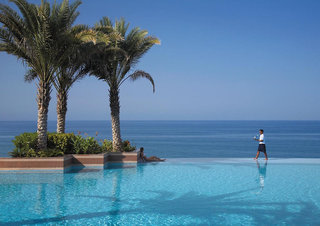 Hotel Shangri-La Al Husn Resort & Spa Pool