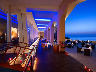 Hotel Shangri-La Al Husn Resort & Spa Restaurant