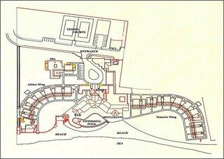 Hotel Sands Suites Resort & Spa Landkarte