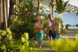 Hotel Sands Suites Resort & Spa Garten