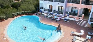 Hotel Li Graniti Luftaufnahme