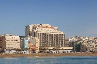 Hotel Sercotel Cristina Las Palmas Außenaufnahme