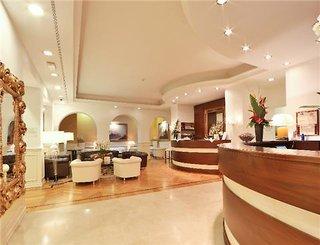 Hotel Worldhotel Cristoforo Colombo Lounge/Empfang