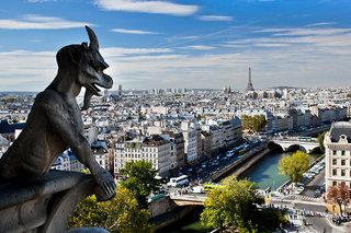 Hotel France Eiffel Stadtansicht