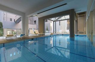 Hotel Aquila Atlantis Hallenbad