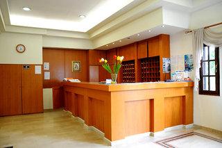 Hotel Glavas Inn Lounge/Empfang