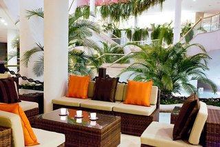 Hotel Hesperia Lanzarote Playa Dorada Lounge/Empfang