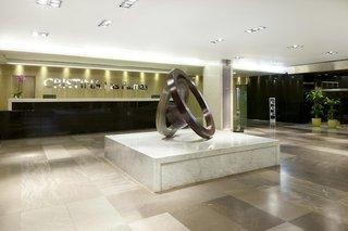 Hotel Sercotel Cristina Las Palmas Lounge/Empfang