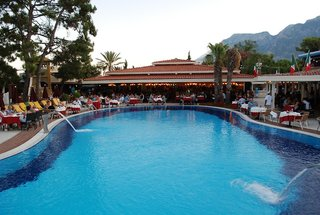 Hotel Boran Mare Beach Club Pool
