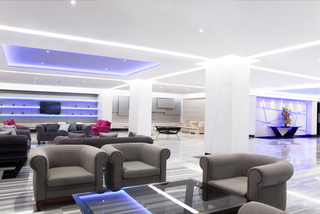 Hotel Torre Del Mar Lounge/Empfang
