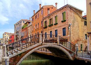 Hotel Nazionale Venedig Stadtansicht