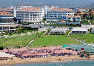 Hotel Alba Queen Außenaufnahme