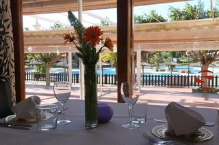 Hotel Albir Garden Resort & Park Restaurant