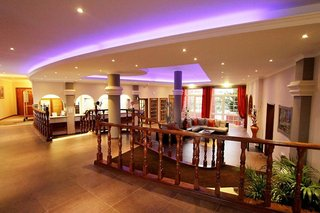 Hotel Belavista Da Luz Lounge/Empfang