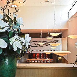 Hotel Atenea Port Barcelona Mataro Lounge/Empfang