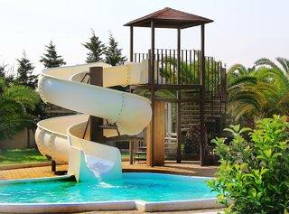 Hotel D´Andrea Mare Beach Resort Pool