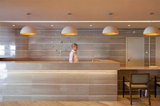Hotel Alion Beach Lounge/Empfang