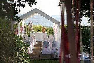 Hotel Alion Beach Hochzeit