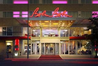 Hotel Berlin Berlin Außenaufnahme