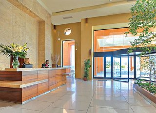 Hotel Ramla Bay Resort Lounge/Empfang