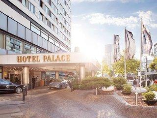Hotel Palace Berlin Außenaufnahme